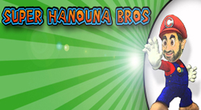 SUPER HANOUNA BROS le jeu