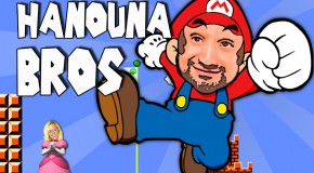 [Preview] SUPER HANOUNA BROS &#8211; Prsentation du 2me Niveau