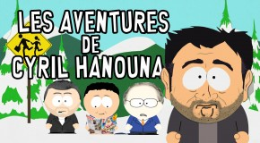 Les Aventures de Cyril Hanouna – V2 Bonus – South Park