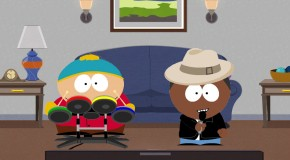 Pharrell Williams en mode South Park
