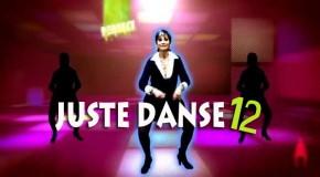 Juste Danse 12 avec Isabelle Morini Bosc, le jeu