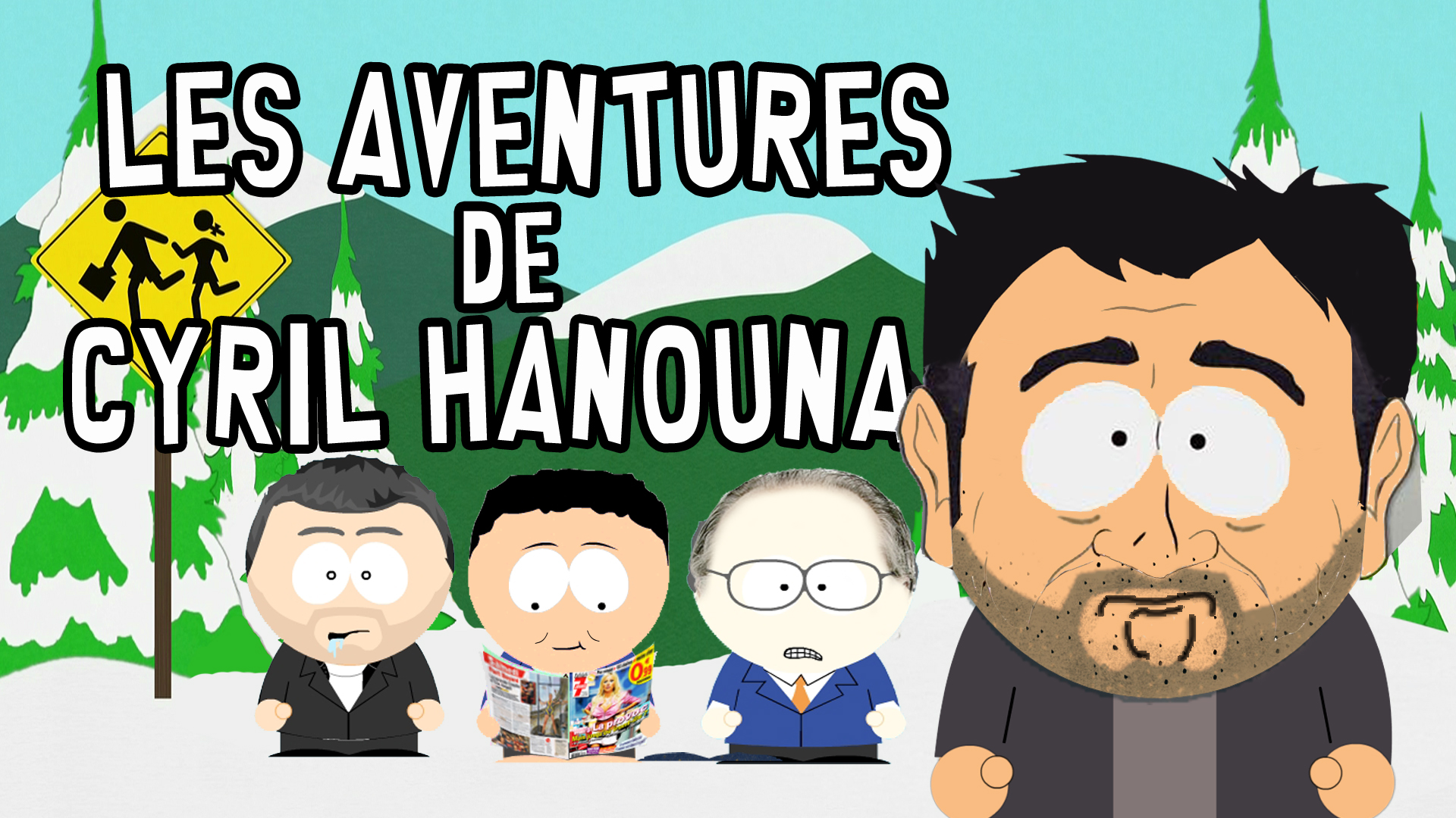 Cyril-Hanouna-picturprod-south-park-stephane-lineros-tpmp_picturprod