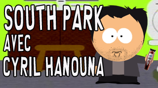 hanouna-south-park